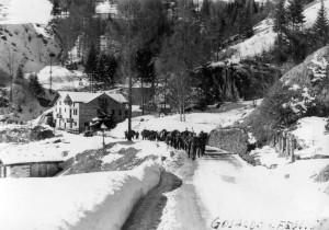Gosaldo 1958