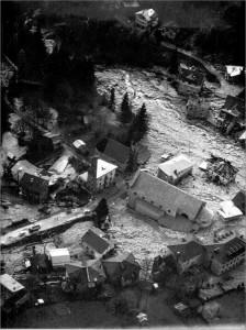 Gosaldo alluvione
