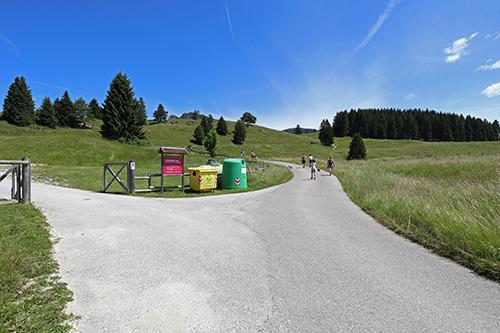 Bivio Vezzena Camp