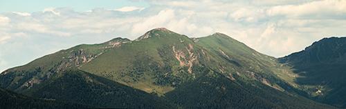 Monti Fravort e Gronlait