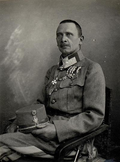 Il Colonello Otto Ellison von Nidlef