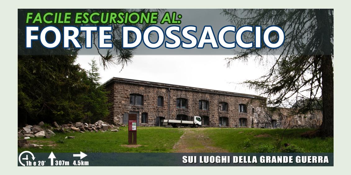 Forte Dossaccio evidenza